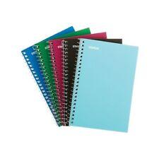 "Staples Memo Pads 4"" x 6"" College Assorted 50 Sh./Pad 5 Pads/PK (11495) 200014"
