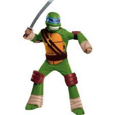 Adolescent Ninja Tortues Leonardo Déguisement Halloween Enfants - Âge 8-10 -