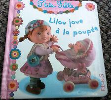 Emile Beaumont - Lilou joue à la poupée