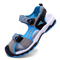 Boys Baby Toddler Sports Sandalsl Fashion Beach Shoes Summer Closed Toe Sandals