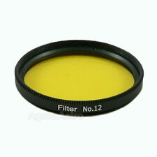 "Agena 2"" Color/Planetary Telescope Filter - #12 Yellow"
