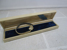 Vintage Hamilton 14K Gold Ladies Wrist Watch with Box for Parts or Restore