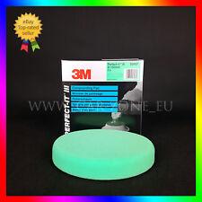 1 x 3M Perfect-it III spugna verde ondulata per polish abrasivo (150 mm) 50487