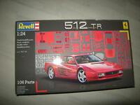 1:24 Revell Ferrari 512 TR OVP