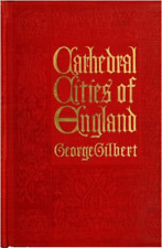 Cathedral Cities of England, plus10 free eBooks bonus -resell right -pdf format