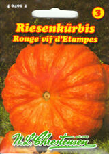 Gemüsesamen für Kürbis-Kostüme