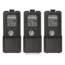 3 x BAOFENG Pofung BL-5L 3800mAh 7.4V Extended Li-Ion Battery for UV-5R Radio