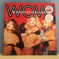 BANANARAMA Wow! 1987 UK Vinyl LP EXCELLENT CONDITION Love In The First Degree B