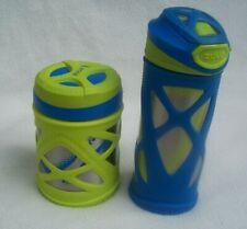 ZULU Echo Stainless Steel Water Bottle 12 Oz, Blue & Green Soup Container Mint