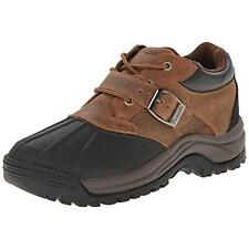 Propet 4767 Mens Bilzzard Ranger Brown Ankle Snow Boots Shoes 10 Medium (D) BHFO