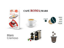 50 CAPSULES DE CAFÉ  ROMA/MARS COMPATIBLES NESPRESSO