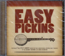 CD 16T EASY PICKINS BILL CHEATWOOD/ETTA BAKER/DAVID LINDLEY/KOSSOY SISTERS..NEUF