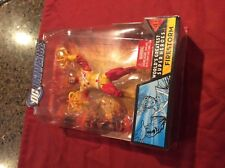 DC UNIVERSE WORIDIS GREATEST SUPER HEROES FIRSTORM 2008 NEW
