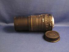 Quantaray 100-300mm f/4.5-6.7 AF Lens For Canon