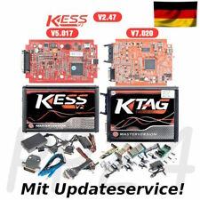 KESS V2 RED Master V5.017 + KTAG V7.020 online + BDM-Frame + 22 pcs BDM-Adapter!