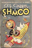 Al Capp's Shmoo Comics #3 1949 Fair+/Good (1.5)