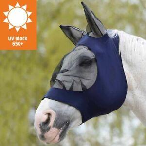 Weatherbeeta Stretch Eye Saver Nylon Fly Mask - Horse & Pony Size