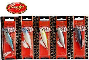 Lucky Craft S8 Popper Fishing, Japan Wobbler, Bait, Pike, Predators, Popper