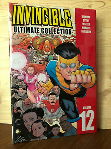 Invincible Ultimate Collection Vol 12 HC Hardcover 2018 Sealed