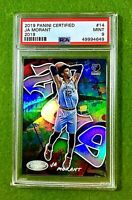 JA MORANT GRAFFITI PRIZM ROOKIE CARD  PSA 9 MINT  RC GRIZZLIES 2019-20 Certified