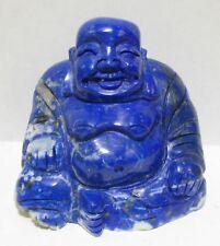 Lapis Lazuli BUDDHA (#07) - CLEARANCE - BUY MORE 4 LESS