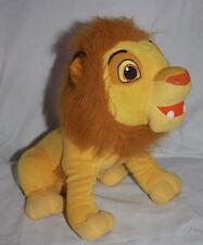 Ready To Roar Simba Electronic Plush Stuffed Lion King Disney 2002 Not Working
