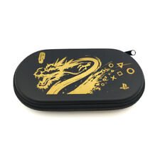 Black Chinese Dragon Hard Case Protective Bag For Sony PS Vita PSV 1000 2000