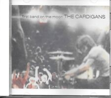 The Cardigans - First Band on the Moon (CD) 1996 Mercury Recs First Press