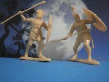 War Troy  Soldatini ACHENI Greci Guerra di Troia Figurini 7 cm Raro da Lod /CI/