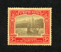 Saint Kitts-Nevis - SG# 59 MLH  / VF    -     Lot 0121072