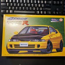 Fujimi Spoon Sports DC2 Integra Type R 1/24 Scale Model RARE JDM Honda