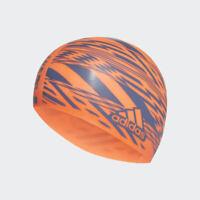 adidas Tokyo Graphic Swimming Cap One Size RRP £13 Textured Cap FJ4972 UNISEX