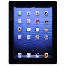 Apple iPad 3rd Generation 16GB WiFi Black W/ Etching