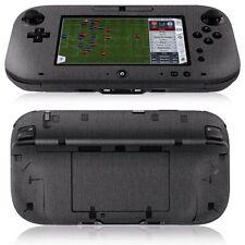 Skinomi Brushed Steel Skin+Screen Protector for Nintendo Wii-U GamePad