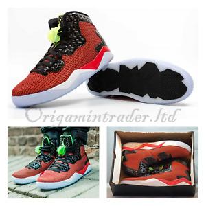 Nike Air Jordan Spike Forty Trainers 819952-605 Size 12 UK, 47.5 EUR