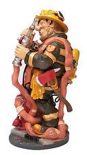 Profisti - Feuerwehrmann XXL Skulptur Figur 20613U