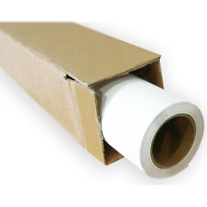"""24"""" x 5 Yard Roll White Color Printable Heat Transfer Vinyl for T-shirt Fabric"""