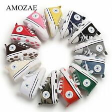 New Canvas Baby Sports Sneakers Shoes Newborn Baby Boys Girls