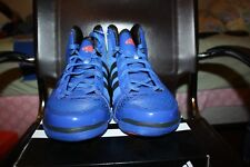 adidas Men's adiPure Size 10 Deadstock All Star Game Basketball Shoes Blue East