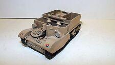 FUSILIER Miniatures WW2 BRITISH BREN GUN CARRIER Desert Rat & 2 cifre (bs614)