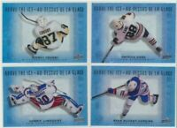 2015-16 UD TIM HORTONS Above The Ice Acetate You Pick Finish Your Sets