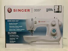 NEW Singer 3337 Simple 29-stitch Heavy Duty Home Sewing Machine Ships Fast Free