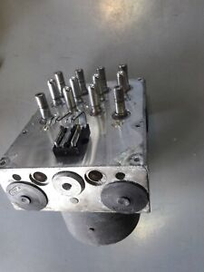 BMW E39 E38 Hydroaggregat Hydraulikblock DSC  BOSCH 0265225005  6757593 ✔