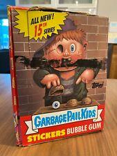 1988 Topps Garbage Pail Kids Original 15th Series 15 GPK 48 Wax Packs OS15 BOX