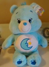 RARE JUMBO BEDTIME CARE BEAR NWT!!! #2 SMOKE FREE HOME!!!!