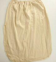 Vintage 60s Nylon Half Slip S Beige Nude Vanity Fair