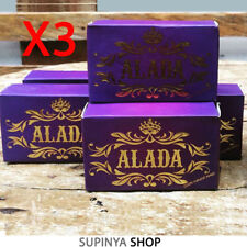 3 BARS ALADA Whitening Soap 160g AUTHENTIC very good + tracking number.