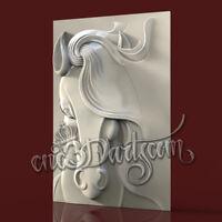 3 3D STL Models Сones Ate Decor CNC Router Carving Machine Artcam aspire Cut3D