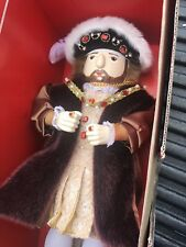 New ListingHenry The Eigth Nutcracker Villages New In Box Nice ! 2005 Large