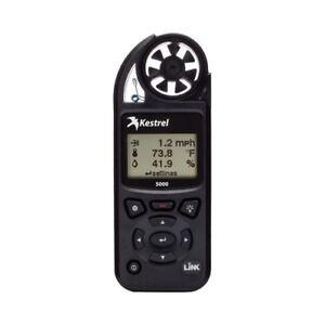 Kestrel 5000 Environmental Meter with Wireless LiNK Bluetooth - Black - 0850LBLK